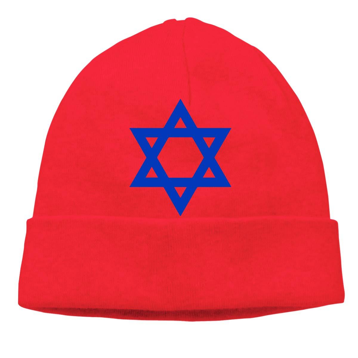 BBlooobow Unisex Israel Soft Knit Caps