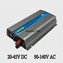 1000W High Power In-buillding Use Solar Grid-tie Micro Power Inverter Converter Pure Sine Wave Inverter Charger (Input 20 - 45V DC, Output 90-140V AC) ...