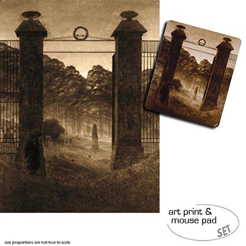 Cemetery Entrance - 5