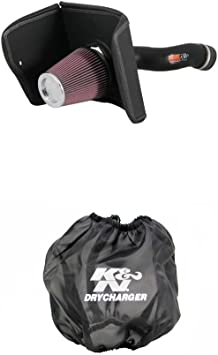 K/&N 63-9031-AirCharger Performance Air Intake System