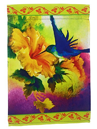 Lantern Hill Garden Flag Yard Decoration; 12 inches by 18 in