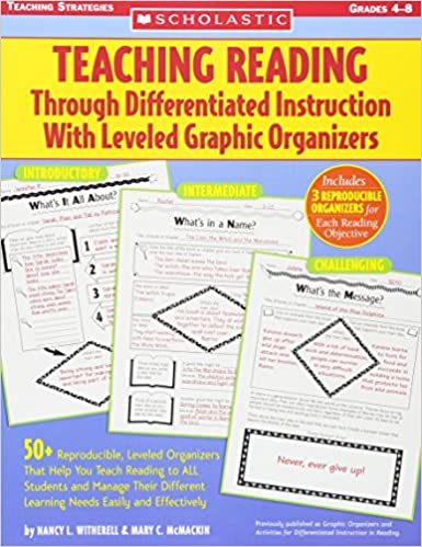Amazon.com: Teaching Reading Through Differentiated Instruction ...