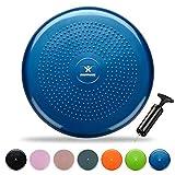 BODYMATE 34cm Balance Cushion. Inflatable stability disc/balance board.