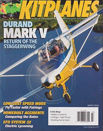 Kitplanes Magazine March 2018 (Kitplanes Magazine)
