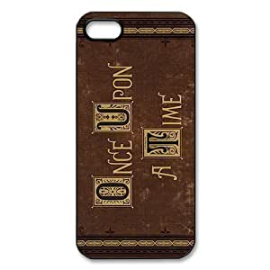 Retro Design TV Show Once Upon A Time Printed on For Ipod Touch 4 Phone Case Cover Movie Hard Plastic Case,Best For Ipod Touch 4 Phone Case Cover