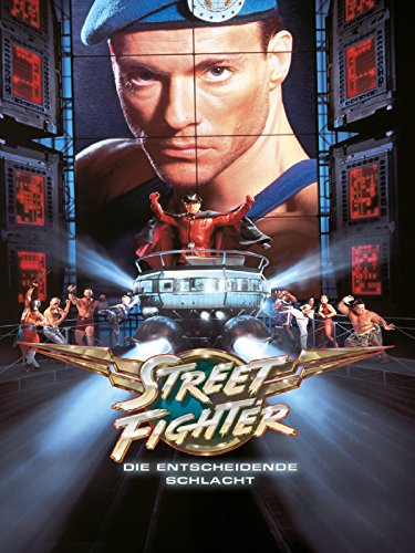Street Fighter – Die entscheidende Schlacht Film