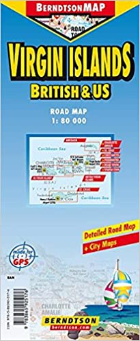 Virgin Islands, US & British (English and German Edition): K ...