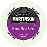 Martinson Coffee Donut Shop, 24 Single Serve RealCups