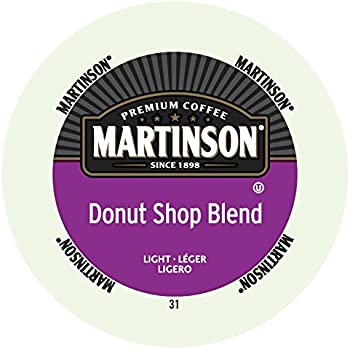 Martinson Coffee Donut Shop, 24 RealCups