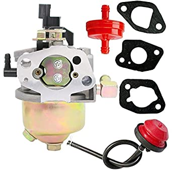 Replaces 170S HUAYI Carburetor - Carburetor for HUAYI 170SA Yard Machine  Snow Blower MTD 951-10368 951-10638A 751-10638 751-10638A 951-14026A