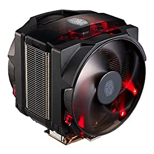 MasterAir Maker 8 High-end CPU Air Cooler. Featuring 3D Vapor Chamber Technology and Customizable Cover Designs