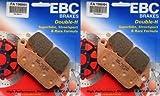 Ebc fa196hh brake pads (FA196HH)
