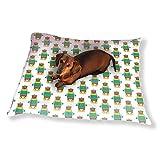 Bear Hug Dog Pillow Luxury Dog / Cat Pet Bed