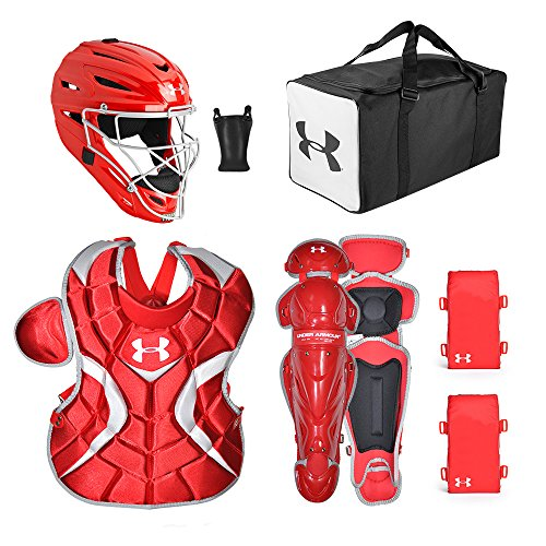 Under Armour Game Ready Catcher's Kit (Cheap Catching Gear)