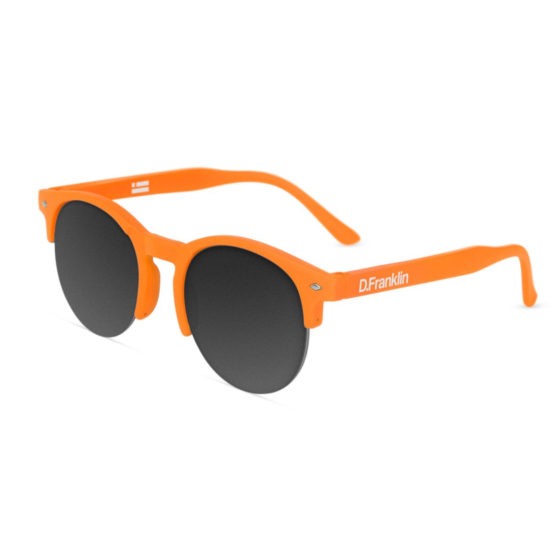 D. Franklin America Gafas de Sol, Naranja, 50 Unisex: Amazon ...