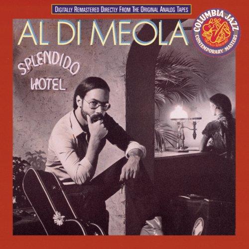 CD : Al Dimeola - Splendido Hotel (CD)