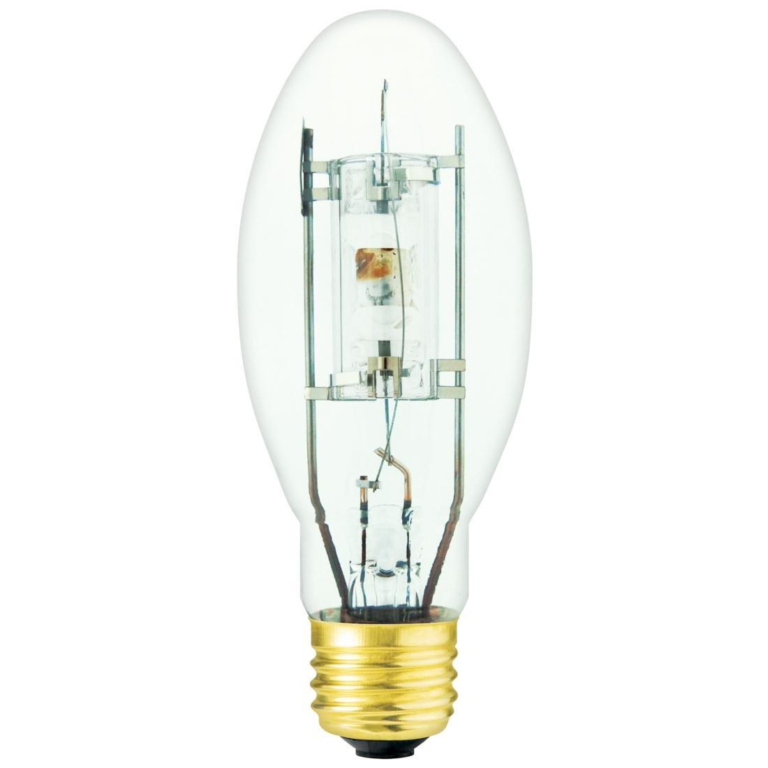 Sylvania MP100/U/MED 100W Metalarc Pro-Tech Pulse Start Quartz Metal Halide Lamp (64417)