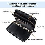 Cash Envelope System Wallet with 12 Cash Budget