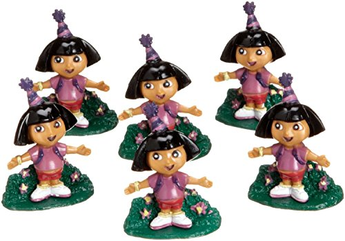 Dora The Explorer Cake Toppers (6-pack) for $<!--$5.99-->