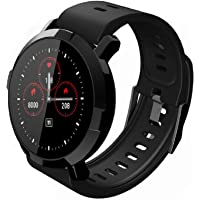 OPTA-SB-079 Bold HRXX Band Heart Rate Monitor HD Display Bluetooth Unisex Fitness Smartband for Android and iOS(Black)