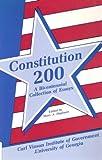 Constitution 200, , 0898541263