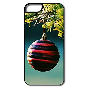 New Design Case Geek Christmas Bauble For IPhone 5/5s