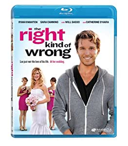The Right Kind of Wrong [Blu-ray]