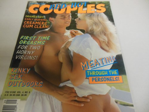 Red Hot Couples Men's Magazine