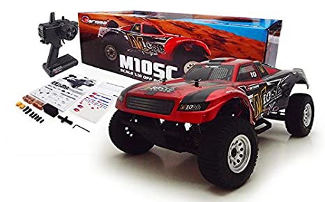 Carisma M10SC 1:10 Brushless Short Course Truck Ready Set - Special Offer!: Amazon.es: Juguetes y juegos