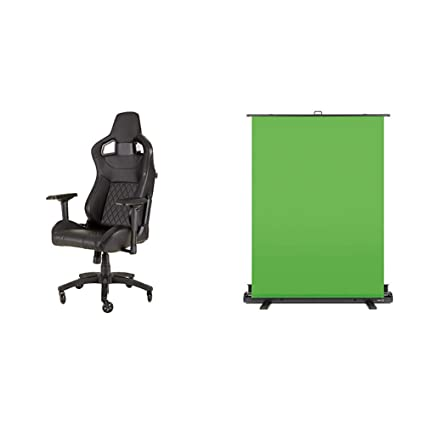 Awe Inspiring Corsair High Back Gaming Chair Computer Office Chair Squirreltailoven Fun Painted Chair Ideas Images Squirreltailovenorg