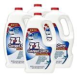 7 in 1 carpet cleaner - 7-IN-1 Carpet Care 128 oz. Pro Formula Carpet Cleaner (4-Pack)