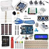 Arduino Unor3 Lite Başlangıç Seti 36 Parça 130 Adet