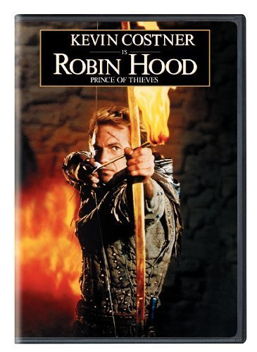 Robin Hood: Prince of Thieves [Double Sided] by Warner Home Video by Kevin Reynolds (Robin Hood And The Prince Of Thieves)