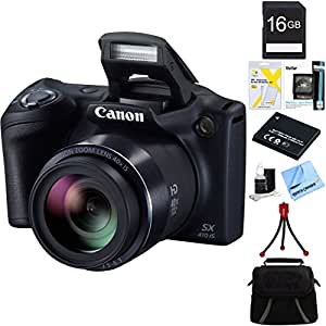 Amazon.com : Canon Powershot SX410 IS 20MP 40x Optical ...