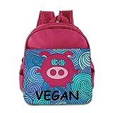 Vegan Pink Pig Pork Multipurpo