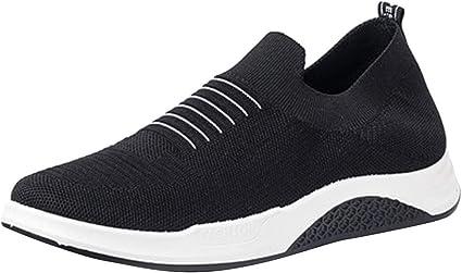 Zapatillas Hombres de Deporte SUNNSEAN Calzado sin Cordones Zapatos de Montañismo Senderismo Jogging Running Zapatos Talla 39-44 Zapatillas Deportivas Transpirables Casual Zapatos: Amazon.es: Instrumentos musicales