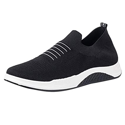 Running Zapatillas Con Cordones Casual Zapatos Deportivos Para Hombre Talla