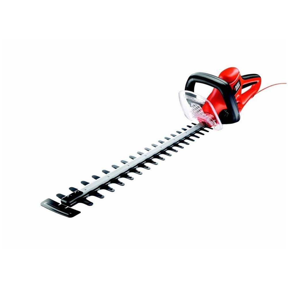 Black & Decker Elektro-Heckenschere 650Watt Messer 60cm