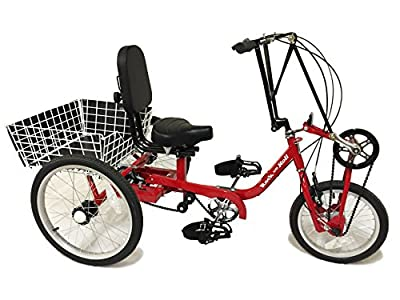 Junior Special Needs Hand and Foot Powered Cycle