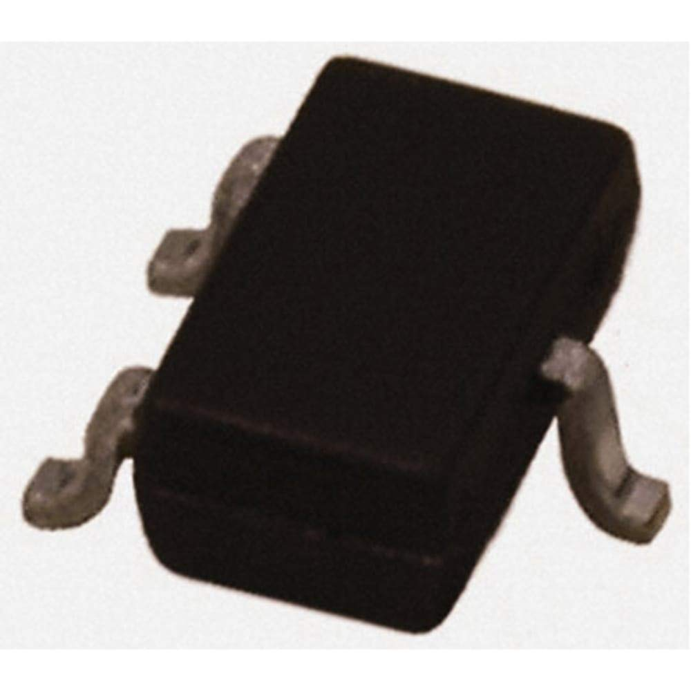 ON Semi BC847CWT1G NPN Bipolar Transistor; 0.1 A; 45 V; 3-Pin SC-70 - Pack of 250