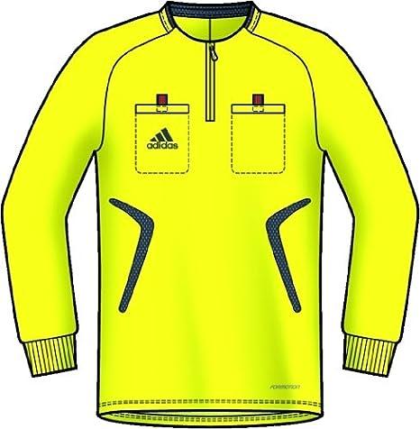 Adidas Maglietta da Arbitro UEFA Referee JSY SS 1cade7baff3b