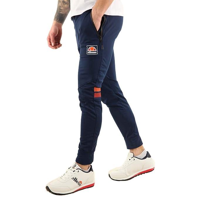 différemment 21cc3 9278d ellesse Pantalon de survêtement EH H Pant Rayure - Ref. EH-H ...