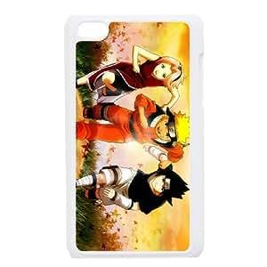 ipod 4 phone case White Naruto LLP7739428