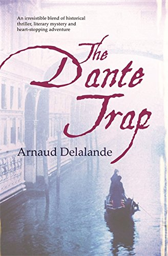 Book cover for The Dante Trap