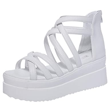 Darringls_Zapatos de Invierno Mujer,Zapatillas Zapatos de Gamuza del Tobillo de Las señoras del Cuero del Ante Femeninos Botas Femeninas: Amazon.es: Ropa y ...