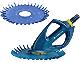 BARACUDA G3 W03000 Advanced Suction Side Automatic Pool Cleaner with Additional Finned Disc