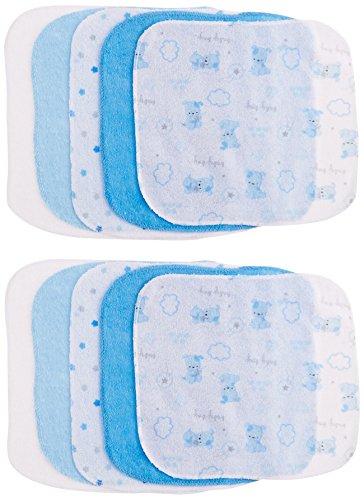 Nuby Piece Soft Terry Washcloth