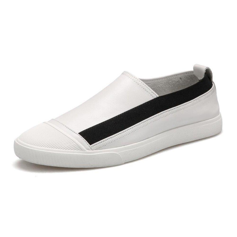 Zapatos de Hombre Cuero Primavera Caída Mocasines y Slip-Ons Conducción Zapatos Confort Transpirable Oficina Informal/Viaje 38 EU|Do