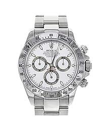 Rolex Daytona Automatic-self-Wind Male Watch 116520 (Certified Pre-Owned)