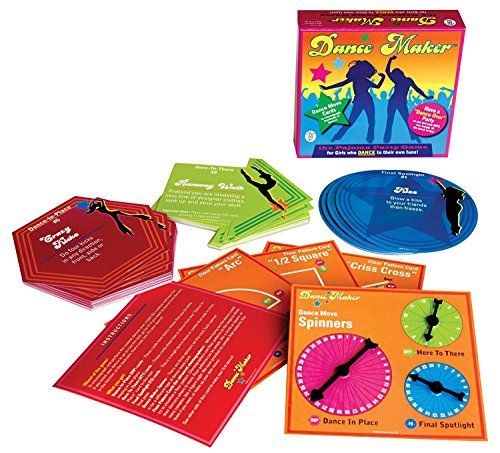 Dance Maker, the Pajama Party Game for Girls who DANCE to their own tune!